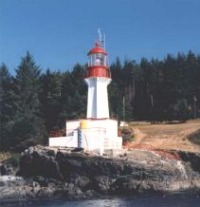 Sheringham Point Lighthouse Sooke, BC