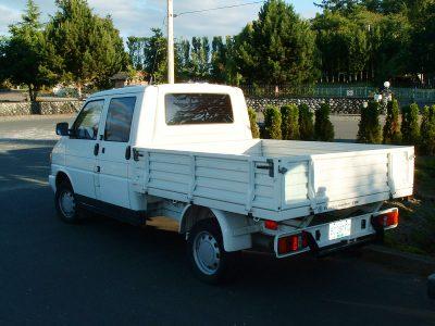 1992 Volkswagen VW Eurovan Transporter crew cab